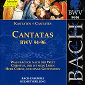 Play & Download J.S. Bach - Cantatas BWV 94-96 by Bach-Collegium Stuttgart | Napster