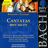 Play & Download J.S. Bach - Cantatas BWV 169-171 by Bach-Collegium Stuttgart | Napster