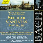 Play & Download J.S. Bach - Secular Cantatas BWV 214, 215 by Bach-Collegium Stuttgart | Napster