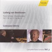 Beethoven Piano Sonatas No. 4, 9, 10, 19, 20 by Gerhard Oppitz