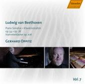 Piano Sonatas No. 22, 24, 29 by Gerhard Oppitz