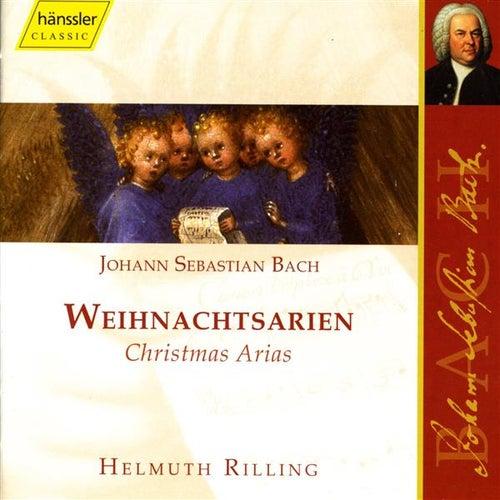Bach: Wehnachtsarien by Gachinger Kantorei Stuttgart