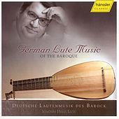 German Lute Music of the Baroque by Joachim Held