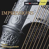 Play & Download Impressions by Linos Harfenquintett | Napster