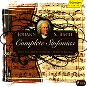 Play & Download J.S. Bach: Complete Sinfonias by Bach-Collegium Stuttgart | Napster