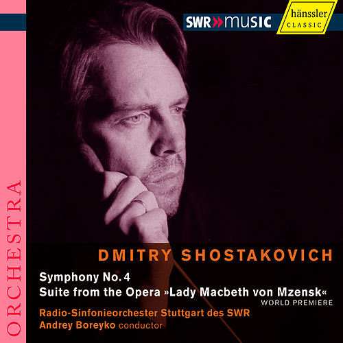 Play & Download Shostakovich: Symphony No.4 - Suite by Radio-Sinfonieorchester Stuttgart | Napster