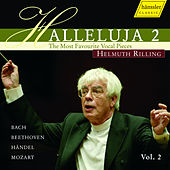 Hallelujah Vol. 2 - The most favourite Vocal Pieces by Helmuth Rilling