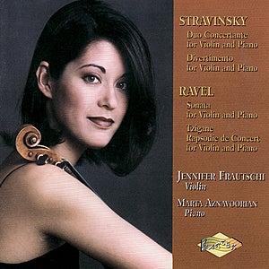 Play & Download STRAVINSKY: Duo Concertante  / RAVEL: Violin Sonata by Marta Aznavoorian | Napster