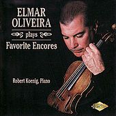 Play & Download Favorite Violin Encores by Robert Koenig | Napster