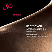 Play & Download Beethoven: Symphonies Nos. 1-9 by London Symphony Orchestra | Napster