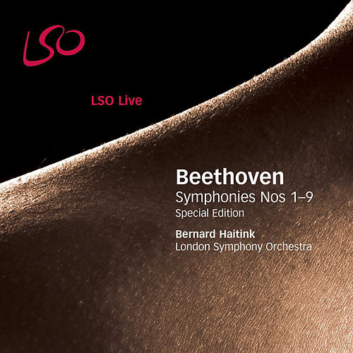 Beethoven: Symphonies Nos. 1-9 by London Symphony Orchestra