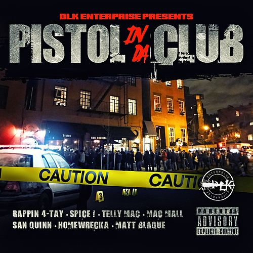 Play & Download Pistol in da Club - Single by Messy Marv | Napster