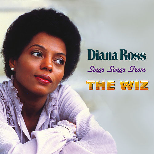Sings Songs From The Wiz von Diana Ross