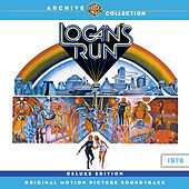 Logan's Run: Original Motion Picture Soundtrack (Deluxe) by Jerry Goldsmith