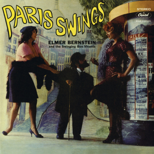 Paris Swings by Elmer Bernstein