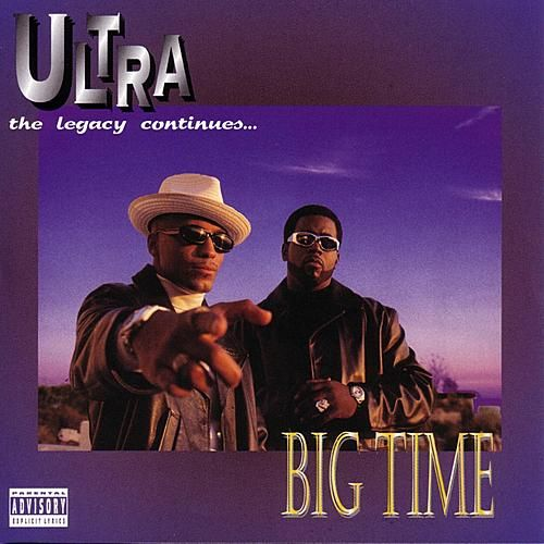 Play & Download Big Time by Ultra | Napster