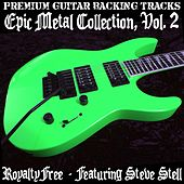 Epic Metal Collection, Vol. 2 (Royalty Free) by Premium Guitar Backing Tracks