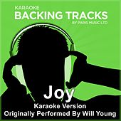 Play & Download Joy (Originally Performed By Will Young) [Karaoke Version] by Paris Music | Napster