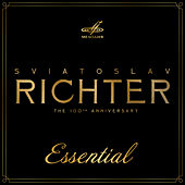 Sviatoslav Richter 100: Essential (Live) by Various Artists