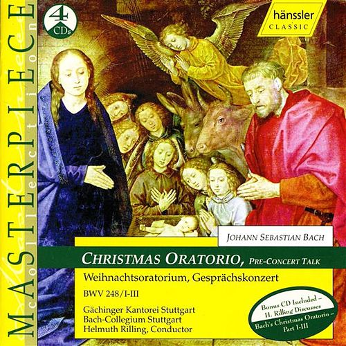 Play & Download Bach: Christmas Oratorio (Lecture Concert) by Gachinger Kantorei Stuttgart | Napster