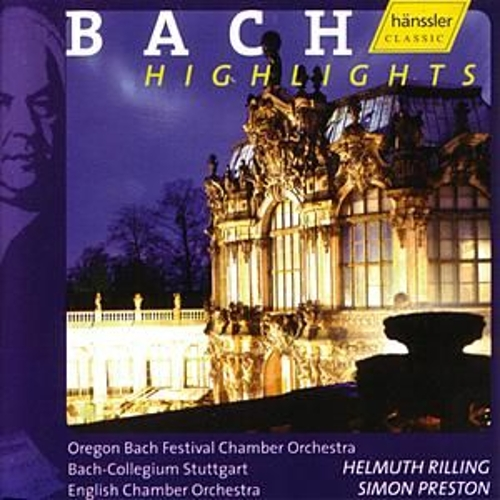 Bach Highlights by Various Artists