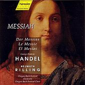 Messiah by Oregon Bach Festival Orchestra