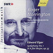 Play & Download Edward Elgar: Symphony No.1 in A-Flat Major, Op. 55 by SWR Radio-Sinfonieorchester Stuttgart | Napster