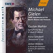 Play & Download Gustav Mahler: Symphony No. 3, A. Webern / F. Schubert: