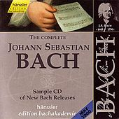 Play & Download Bach: The Complete Johann Sebastian Bach / Sample CD of New Releases by Various Artists | Napster