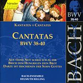 Play & Download J.S. Bach - Cantatas BWV 38-40 by Bach-Collegium Stuttgart | Napster