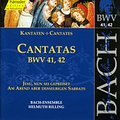 Play & Download Bach: Cantatas BWV 41, 42 by Bach-Collegium Stuttgart | Napster