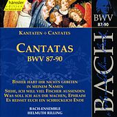 Play & Download J.S. Bach - Cantatas BWV 87-90 by Bach-Collegium Stuttgart | Napster