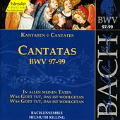 Play & Download J.S. Bach - Cantatas BWV 97-99 by Bach-Collegium Stuttgart | Napster