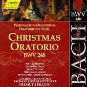 Johann Sebastian Bach: Christmas Oratorio, BWV 248 by Various Artists