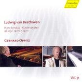 Ludwig van Beethoven: Piano Sonatas op. 109, 110, 111 by Gerhard Oppitz