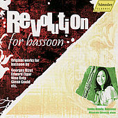 Play & Download Revolution for Bassoon - Original Works by G. Bizet, E. Elgar, N. Rota, G. Gould etc. by Junko Kundo | Napster