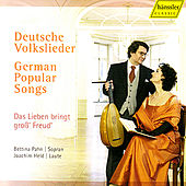 German Popular Songs - Das Lieben bringt groß' Freud' by Bettina Pahn