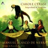 Manuel Blasco de Nebra: Sonatas & Pastorelas by Carole Cerasi