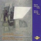 Play & Download RESPIGHI / PIZZETTI: Violin Sonatas by Robert Koenig | Napster