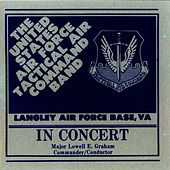 In Concert by US Air Force Tactical Air Command Band