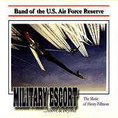 Military Escort by Band Of The US Air Force Reserve
