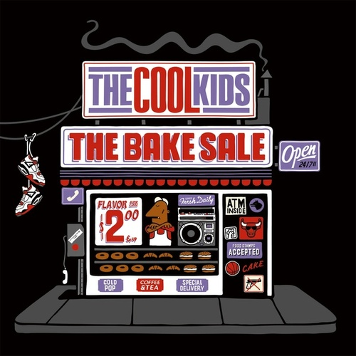 Play & Download The Bake Sale (Radio Version) by Cool Kids | Napster