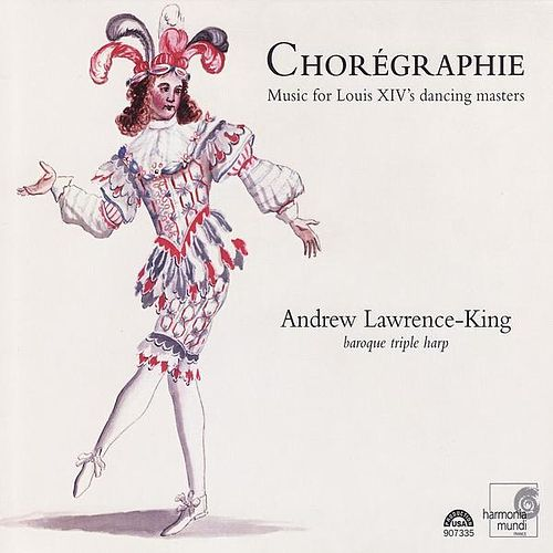 Play & Download Chorégraphie by Andrew Lawrence-King | Napster