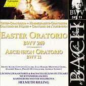 Play & Download Johann Sebastian Bach: Easter Oratorio & Ascension Oratorio by Helmuth Rilling | Napster