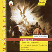 Play & Download Easter Cantatas by Bach-Collegium Stuttgart | Napster