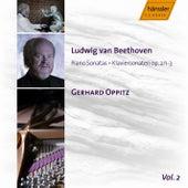 Beethoven: Piano Sonatas No. 1-3 by Gerhard Oppitz