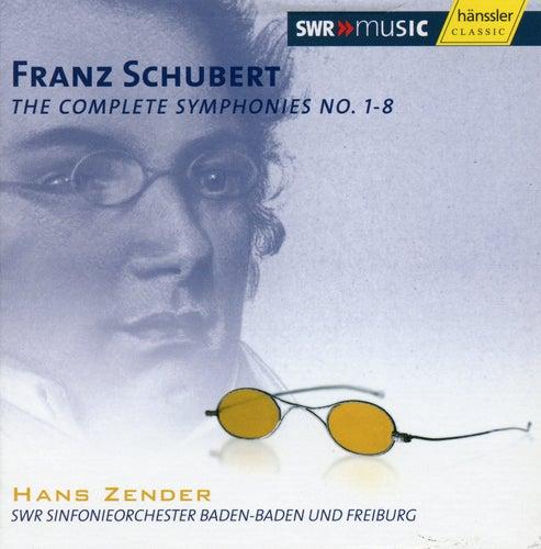 Play & Download Franz Schubert: The Complete Symphonies No. 1-8 by SWR Sinfonieorchester Baden-Baden und Freiburg | Napster