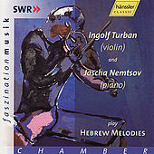 Play & Download Hebrew Melodies by Ingolf Turban | Napster