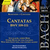 Play & Download J.S. Bach - Cantatas BWV 109-111 by Bach-Collegium Stuttgart | Napster