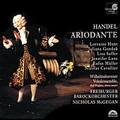Play & Download Handel: Ariodante by Nicholas McGegan Freiburger Barockorchester | Napster